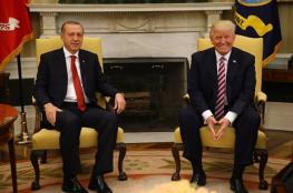 تركيا : ترامب لم يعتذر من اردوغان