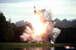 كوريا الشمالية تطلق صواريخ جديدة وترامب يتودد للزعيم