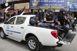الشرطة تضبط مركبة قامت بصدم مركبة شرطة في جنين