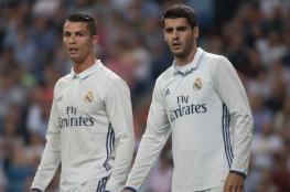 نجم مدريد على بعد خطوة واحدة من الانتقال لمانشستر يونايتد