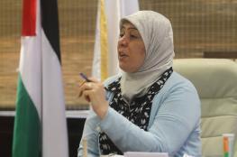 غنام تدعو الشعب الفلسطيني الى المشاركة الفاعلة في فعاليات ذكرى النكبة