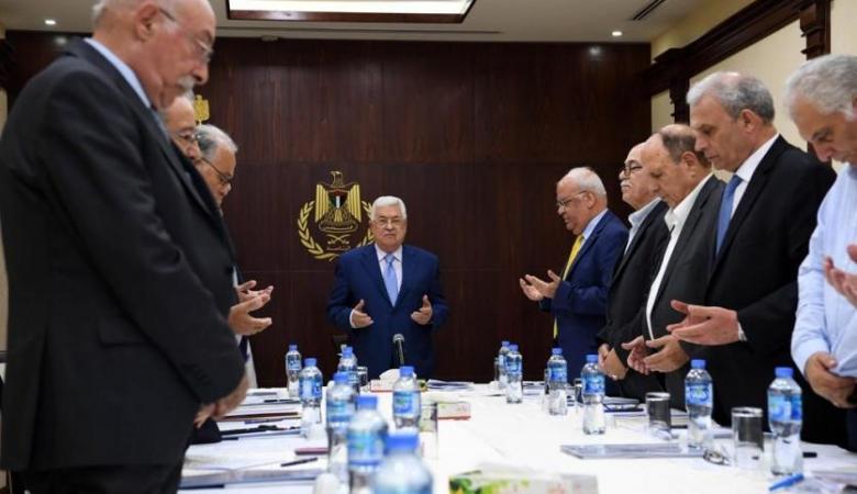 """اجتماع تشاوري لـ""""التنفيذية"""" غدا في رام الله"""