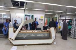 مواطنون يحطمون قسم الطوارئ في مستشفى بالخليل ووزيرة الصحة تدين