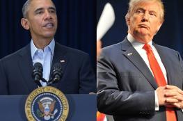 ترامب : على اوباما تقديم استقالته فورا بعد هجوم فلوريدا
