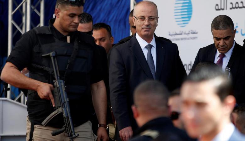 """الحمد الله يطالب حماس بالعودة الى """"حضن الشرعية """""""