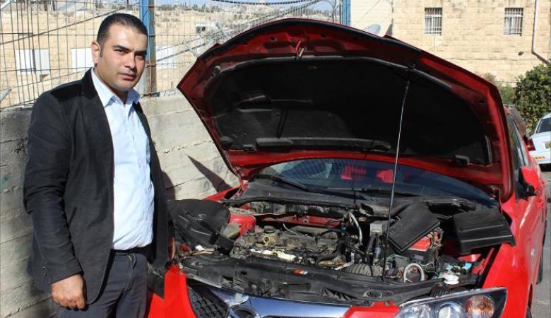 الكشف عن اختراع فلسطيني يقلل من نسبة استهلاك السيارة للوقود بنسب كبيرة جداً