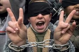 في يومهم العالمي: 350 طفلا فلسطينيا يقبعون في سجون الاحتلال