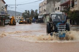 الارصاد تنشر قائمة بالمدن التي سجلت اعلى هطول مطري منذ بداية الموسم
