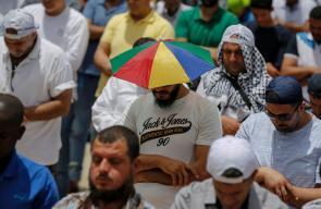 الجمعة الثالثة من شهر رمضان المبارك في رحاب المسجد الأقصى