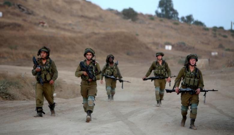 14 جنديا إسرائيليا يخترقون حدود لبنان الجنوبية