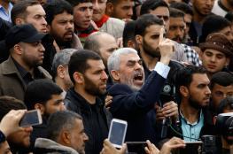 """مصر تمنع """"اسرائيل """" من اغتيال السنوار"""