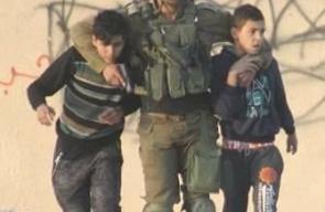اعتقال خمس أطفال على مدخل اريحا الجنوبي
