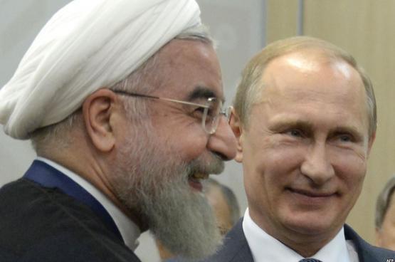 ايران تعفي الروسيين من الفيزا لدخول أراضيها