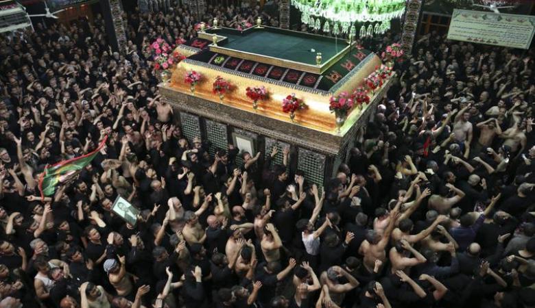 مقتل عشرات الشيعة في تدافع بكربلاء خلال احياء يوم عاشوراء