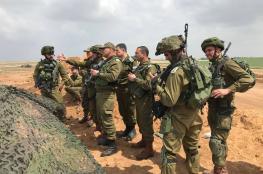 قادة جيش الاحتلال يتابعون ويشرفون على قتل المتظاهرين
