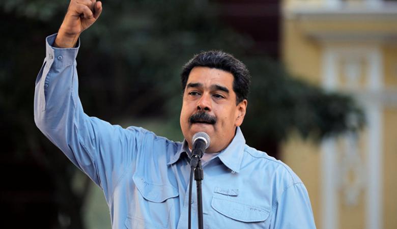 """مادورو يصف لقاء ترامب برئيس كولومبيا  بـ""""عيد الكراهية"""" ضد فنزويلا"""