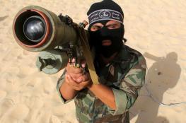 """ألوية الناصر تعلن امتلاكها صاروخا ذو قدرات """"هائلة"""""""