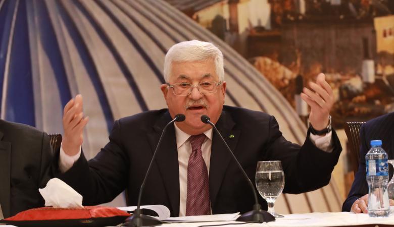 الرئيس يدعو لاجتماع عاجل بخصوص البيان الاماراتي الاسرائيلي الامريكي