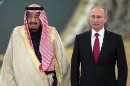 شاهد : بوتين يتلو آيات من القرآن الكريم ويوجه رسالة للسعودية