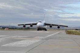"""الشحنة الثامنة ...روسيا تواصل توريد منظومة """"اس-400 """" لتركيا"""
