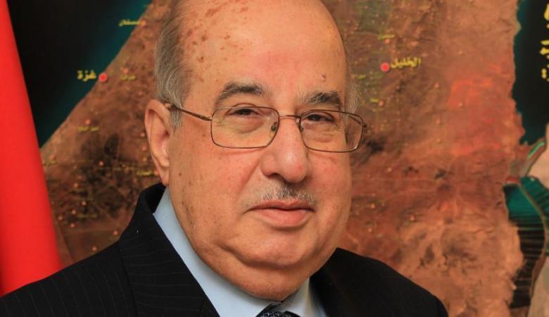 الزعنون يثمّن مواقف الأردن الثابتة تجاه القضية الفلسطينية