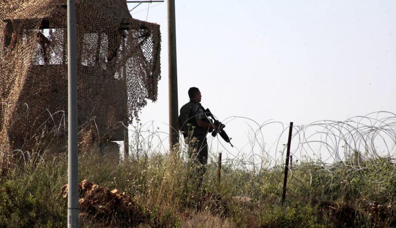 الاحتلال يقرر الاستيلاء على المزيد من اراضي نابلس