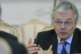 بلجيكا تعبر عن قلقها العميق من مخططات الضم الاسرائيلية