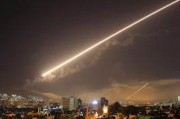 مقتل 6 عناصر من القوات الايرانية بقصف اسرائيلي على سوريا