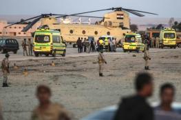 مقتل ضابطين واصابة آخرين بالعريش المصرية