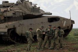 """الاحتلال يقتل 7 مسلحين من """"داعش"""" قرب الجولان المحتل"""