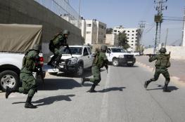 اعتقال 10 مواطنين اثر شجارات بالظاهرية ودورا وتفوح