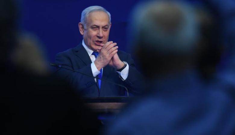 """نتنياهو : """"اسرائيل """" ستساعد لبنان عبر فرنسا"""