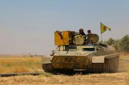 """التحالف: """"سوريا الديمقراطية"""" تسيطر على 45% من الرقة"""