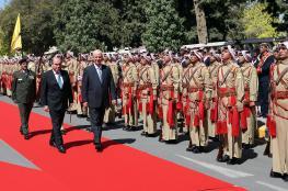 مباحثات مشتركة بين رئيس الوزراء ونظيره الأردني في عمان