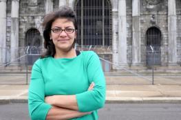 محامية فلسطينية : سأرتدي الثوب التقليدي المطرز اذا فزت في انتخابات الكونغرس الامريكي