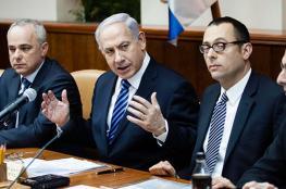 نتنياهو يجري تعديلات على حكومته الانتقالية