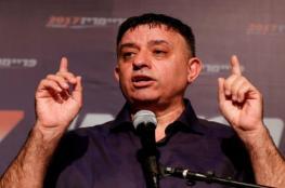 زعيم المعسكر اليهودي : لا يوجد شريك فلسطيني وعلى العرب ان يخافوا اسرائيل
