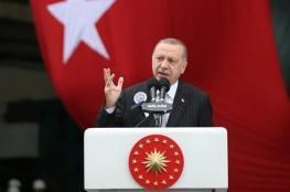 اردوغان : ماضون لجعل تركيا قوة اقليمية عالمية