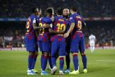 5 لاعبين يغيبون عن برشلونة أمام ريال مايوركا