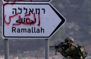 اصابات ومواجهات في مدن الضفة الغربية وقطاع غزة للاسبوع الرابع على التوالي