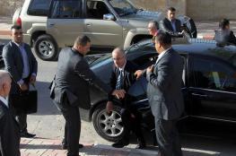 الحمد الله يدعو الى ضرورة تكثيف الزيارات العربية لفلسطين