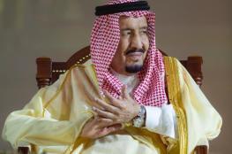 """السعودية تعلن ادخال الملك """" سلمان """" الى المستشفى"""