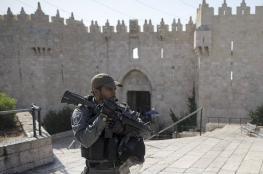 الاردن تعبر عن غضبها الشديد ازاء اغلاق المسجد الاقصى