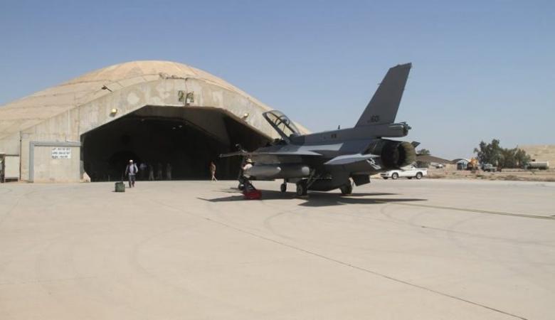 واشنطن تلمح لمسؤولية إيران عن هجوم على قاعدة بلد الجوية بالعراق