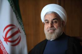 روحاني: لتستمر الانتفاضة الفلسطينية حتى تحقيق كافة التطلعات!