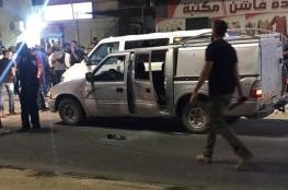 مقتل مواطن فلسطيني وزوجته باطلاق نار  في اللقية