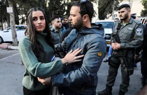 الافراج عن طاقم تلفزيون فلسطين بعد احتجاز استمر لساعات