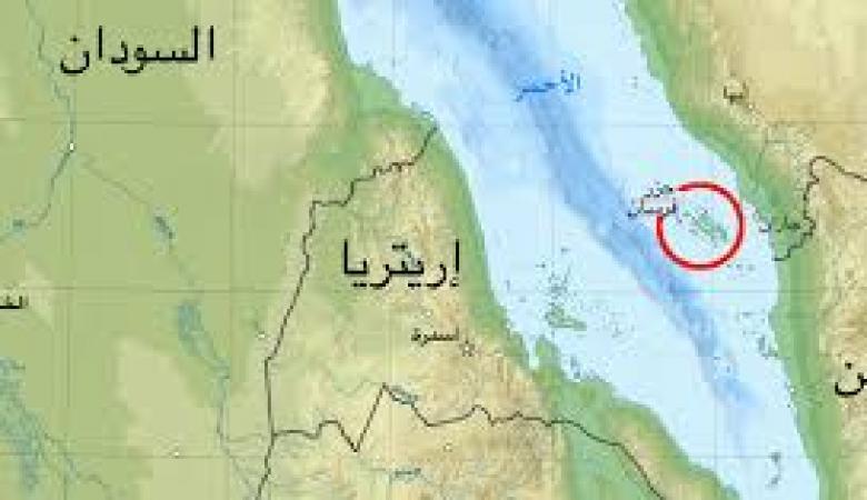 """السعودية تهدي مصر إحدى أهم الجزر قرب """"باب المندب"""""""