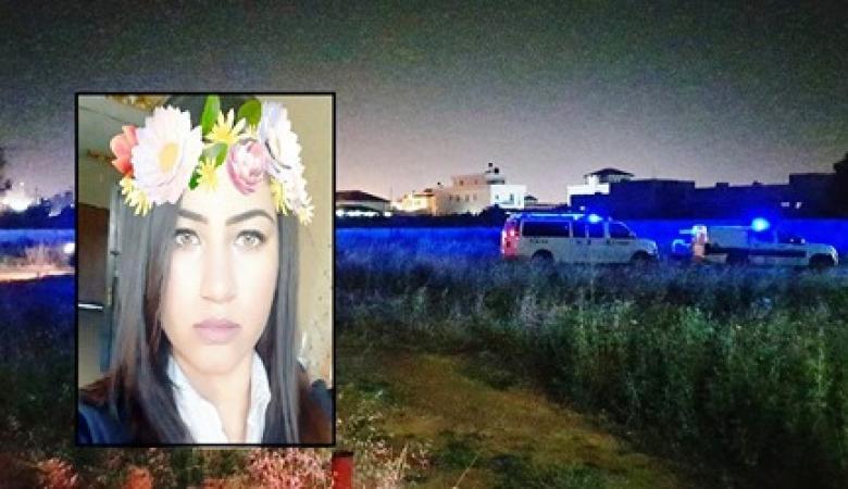 يتيمة الأبوين ....مقتل فتاة فلسطينية باطلاق النار عليها ليلة أمس