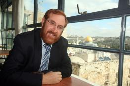 """السجن عامين لشاب فلسطيني هدد  المتطرف """" غليك """" عبر فيسبوك"""